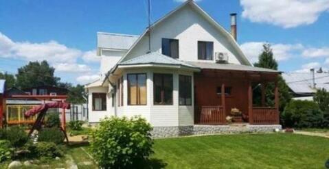 Продается 2 этажный дом и земельный участок в г. Пушкино Заветы Ильича