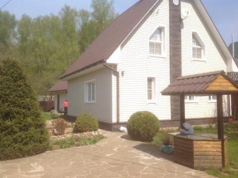 Дом 150кв.м, п. Рогово, Богородское-2, с отделкой, баней