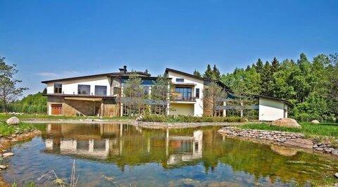Загородная резиденция на 100 человек в Котово