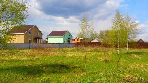 Участок 15 соток в деревне Аксиньино, Щелковского района ИЖС.