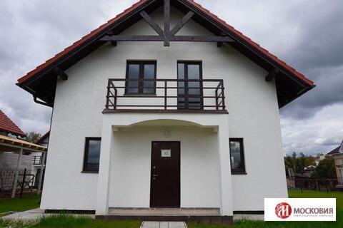 Дом под ключ на Киевском шоссе 18 км от МКАД