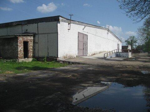 Складской комплекс в Осеево