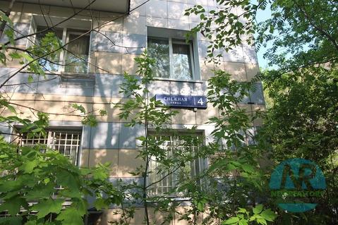 Продается 2 комнатная квартира на Снежной улице