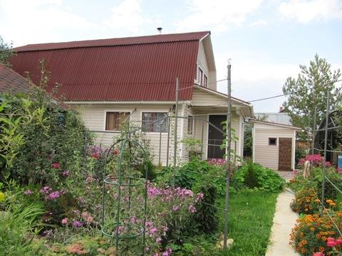 Продается дом 120 кв. м. на участке 6 соток.