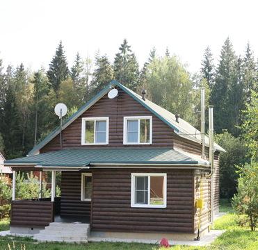 Коттедж 168 кв.м. Магистральный газ. 10 соток у леса. Обмен.