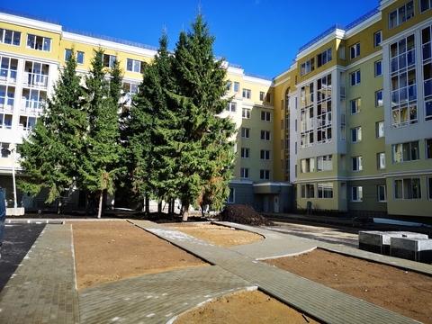"""2-комнатная квартира, 51 кв.м., в ЖК """"Центральный"""" г. Звенигород"""