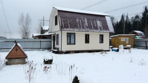 Дача 10 соток в СНТ г. Фрязино Щелковского района 25 км от МКАД