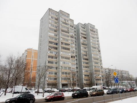 Свободная 2 к. кв. метро Бульвар Рокоссовского