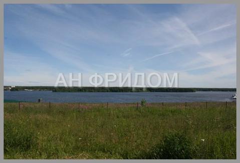 Участок 4 га под ИЖС в 100 метрах от берега Пироговского водохранилища