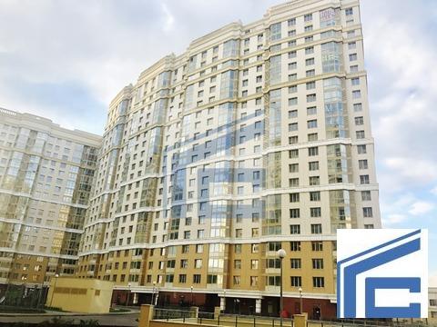 """3-комнатная квартира, 121 кв.м., в ЖК """"Мосфильмовский"""""""