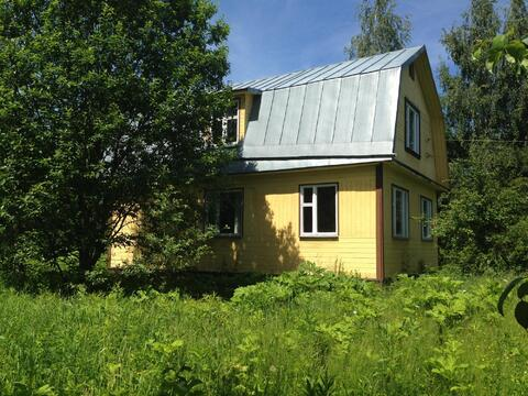 Дом на участке 20 соток в д.Акатово Рузский район 110 км от МКАД