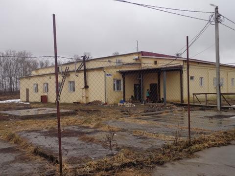 Швейный цех площадью1496м2 в Каширском районе М.О.д. Новоселки.