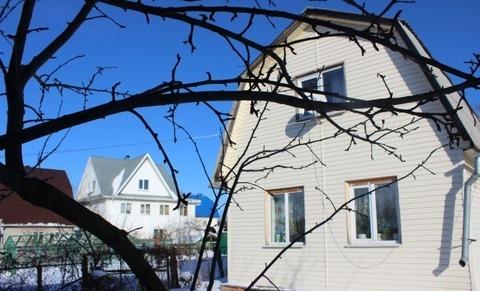 Продается 2 этажный дом и земельный участок в с. Комягино СНТ Надежда