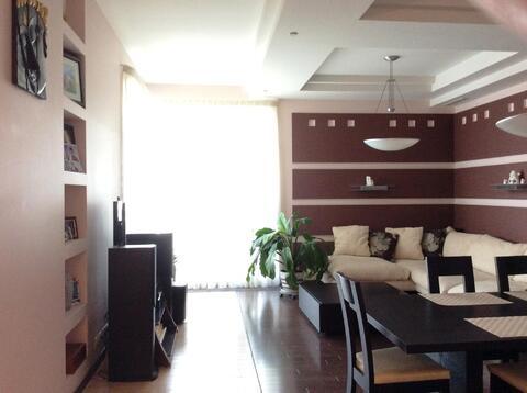 """3-комнатная квартира, 110 кв.м., в ЖК """"Воробьевы горы"""""""