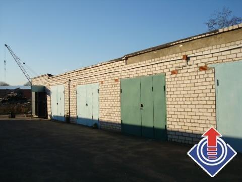 Сдается гараж на станции Нара (г. Наро-Фоминск)
