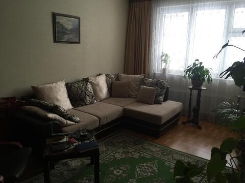 2-комнатная квартира с евроремонтом, Краснодарская ул. д. 72к3