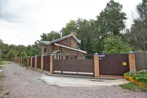 Коттедж 235 кв.м. в Пушкинском районе, дер. Семеновское