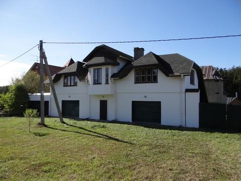 Жилой дом с участком и гостевым домом Истринский район