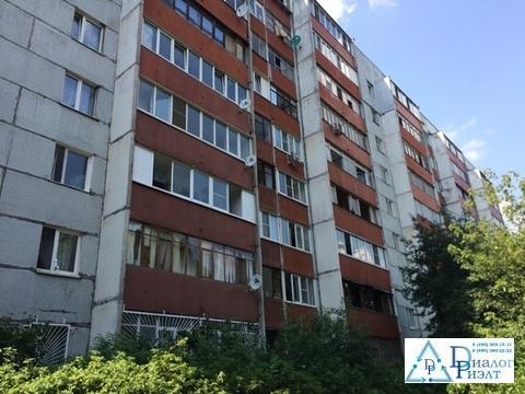 3-комнатная квартира 70,8 кв.м. 7 минут до метро Выхино