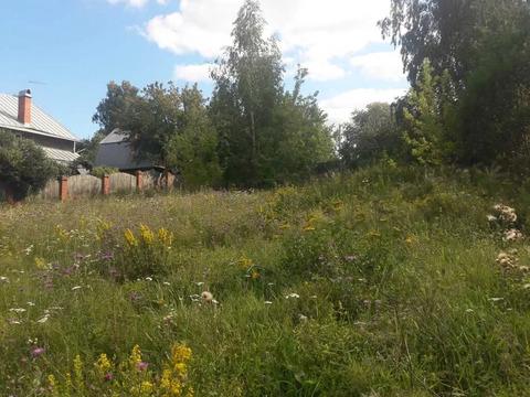 Предлагаю на продажу земельный участок в городе Пушкино