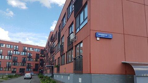 Химки, 2-х комнатная квартира, мкр. Новогорск д.улица Ивановская, 11, 6634455 руб.