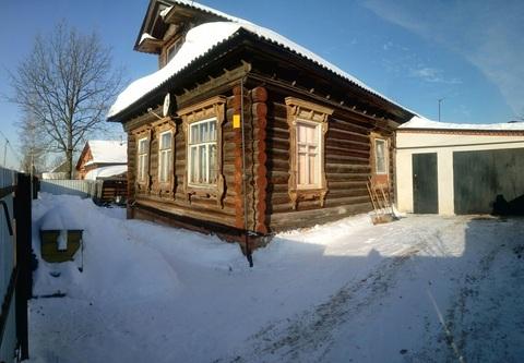 Дом в д.Тетьяково г.Клин-Высоковск