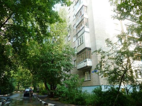 1 комнатная квартира Балашиха г, Заречная ул, 5