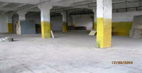Производственно-складское помещение 460 м2 в Люберцах 1-й Панковский