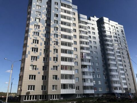 1-комнатная квартира п.Свердловский ЖК Лукино-Варино ул.Заречная д.10.