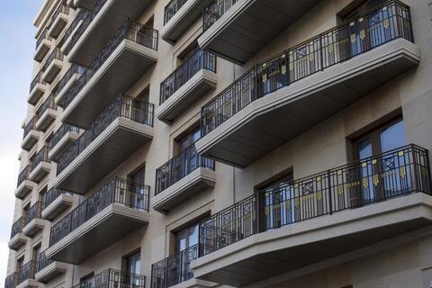 2-комнатная квартира, 93 кв.м., в Клубный дом на Котельнической набережной
