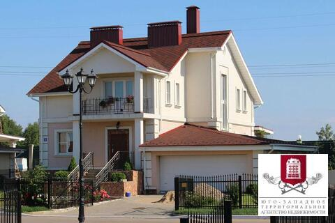 Продается новый дом 350 кв. 12 соток рядом с Москвой