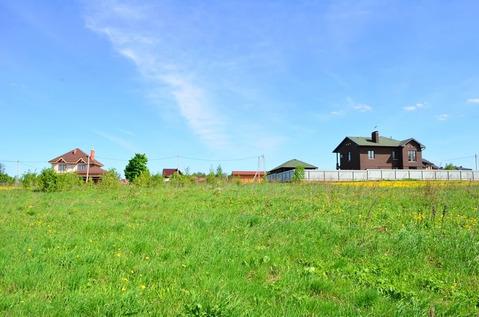 Продаю участок ЛПХ, 10 соток, в д.Дедово-Талызино, в 27 км от МКАД