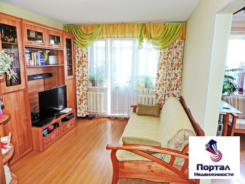 Отличная 1-комнатная квартира, г. Серпухов, ул. Джона Рида