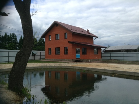 Продается двухэтажный жилой дом в д.Горелово Чеховского района МО