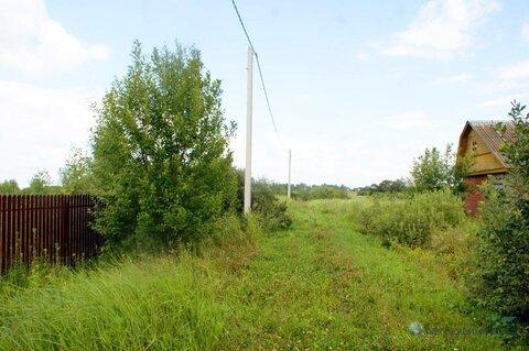 Участок 12 соток в Волоколамском районе в районе д.Пашково и д.Кашино.