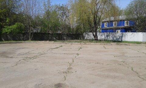 Сдается !Открытая площадка 800 кв.м, покрытие бетон.Закрытая территория