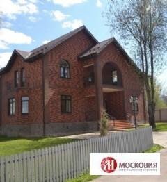 Коттедж кп Подмосковная Бавария, Новая Москва