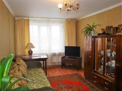 Большая 3-комнатная квартира