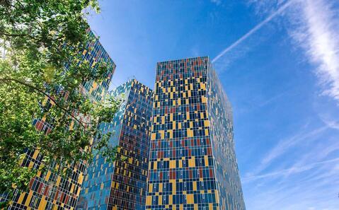 3-комнатная квартира, 120 кв.м., в ЖК Sky House