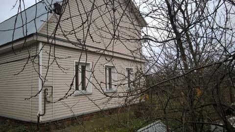 Двухэтажный дом в д. Бахтеево