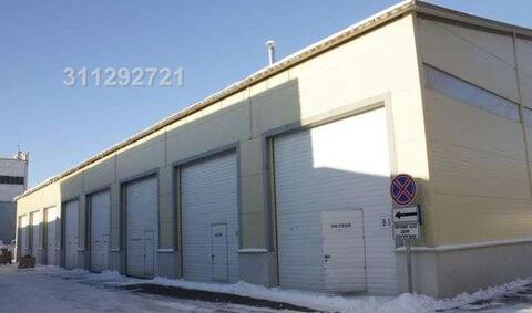 Теплый склад, общ. пл. 217 кв.м, 1/1 этаж, В офисно складском комплек