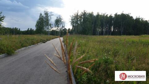 Земельный уч. 24 сотки Н.Москва, 27 км от МКАД Калужское шоссе