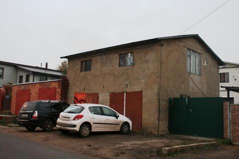 Здание 120 кв.м. на первой линии домов в Ромашково