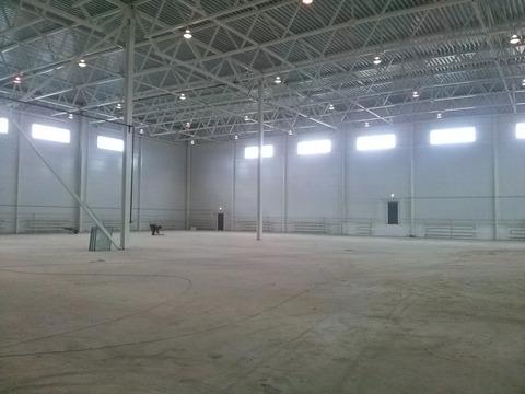 Складской комплекс А класса 1300 кв.м