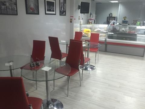 Готовое кафе в торговом центре в Химках