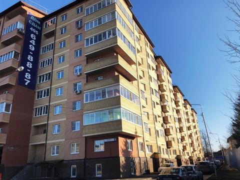 """1-комнатная квартира, 37 кв.м., в ЖК """"Дом на Овражной улице"""""""