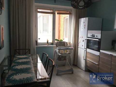2-комнатная квартира, 62 кв.м., в ЖК на улице Ломоносова