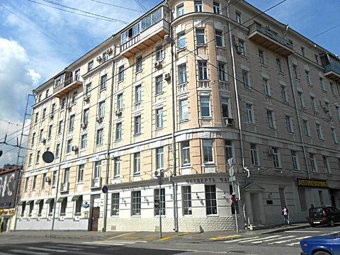 1-комн квартира на Остоженке