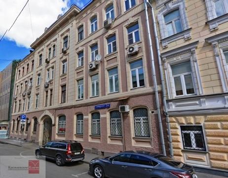 3-к квартира, 129 м2, 3/4 эт, Садовническая улица, 11с10