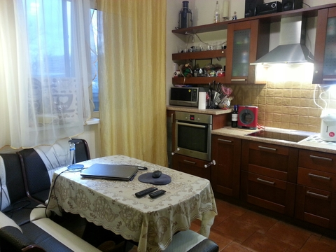 Супер 1-комн. кв-ра в новом доме рядом с метро Жулебино